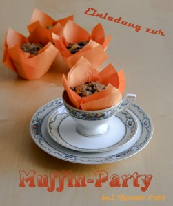 Muffinparty-Banner