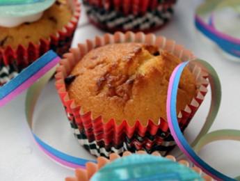kinder-Schokolade Muffins